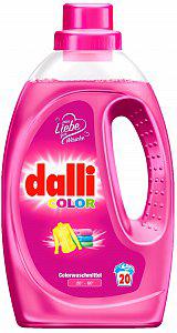 Dalli Color Универсальный концентрированный гель для стирки цветного и светлого белья 20 стирок 1,1 л
