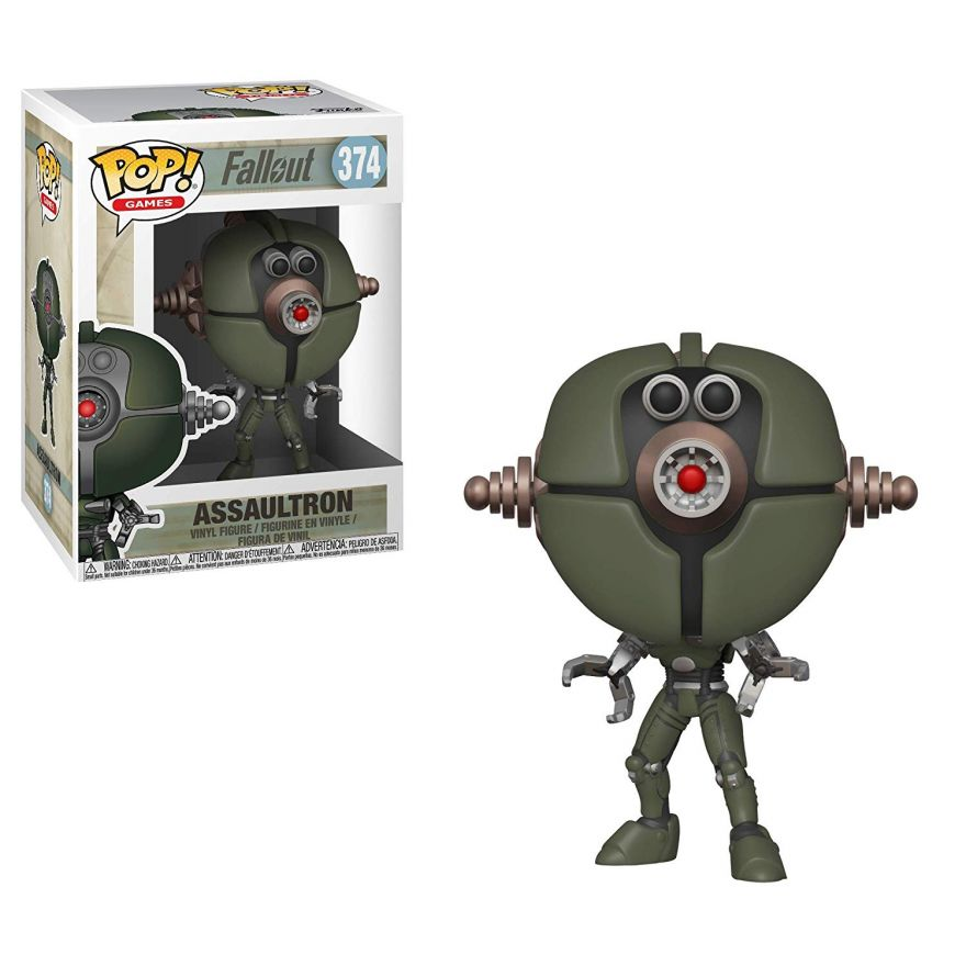Фигурка Funko POP! Vinyl: Games: Fallout S2: Assaultron 33993
