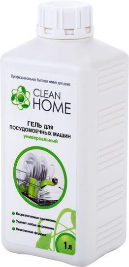 Clean Home Гель для посудомоечных машин 1 л
