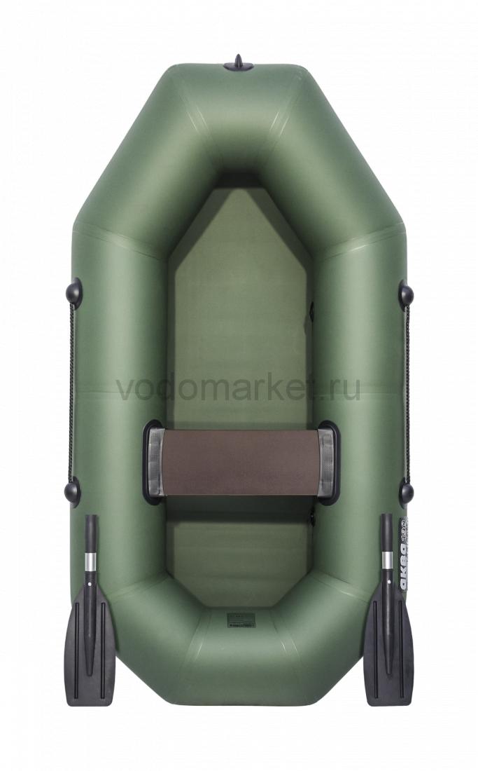 Аква-Оптима 190 (с гребками) (Лодка ПВХ)