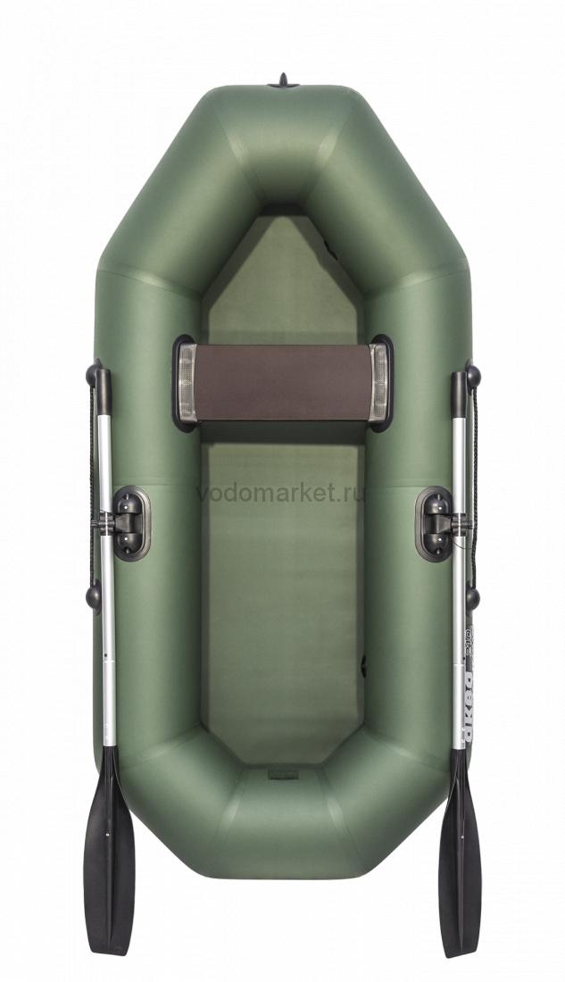 Аква-Оптима 210 (Лодка ПВХ)
