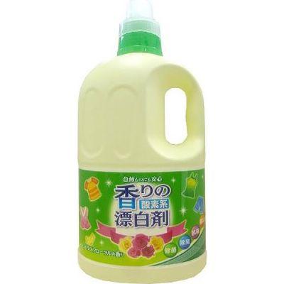 Rocket Soap Жидкий кислородный отбеливатель для цветного белья с цитрусовым ароматом