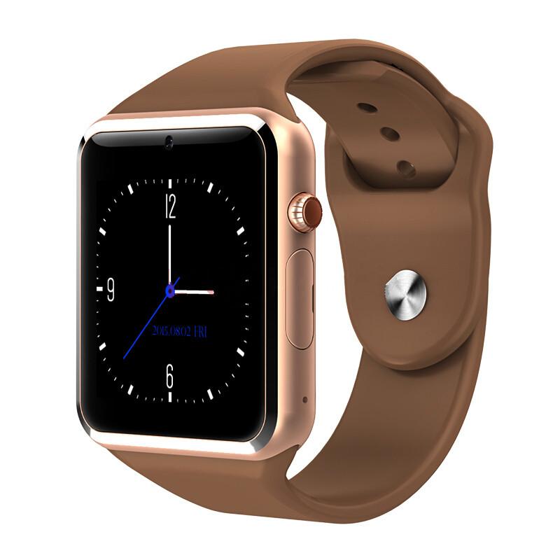 Умные Часы Smart Watch W8, Цвет Золтистый