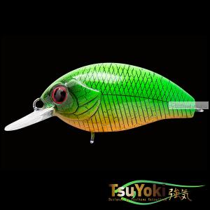 Воблер TsuYoki Agent 36F 36 мм /4,4 гр / Заглубление: 0 - 0,4 гр / цвет: 700
