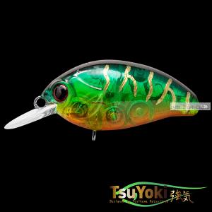 Воблер TsuYoki Agent 36F 36 мм /4,4 гр / Заглубление: 0 - 0,4 гр / цвет: 835