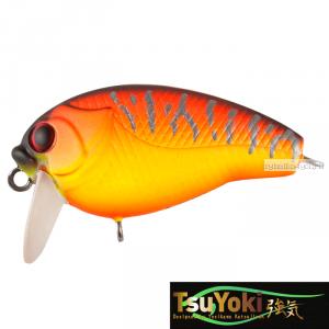 Воблер TsuYoki Agent SSR 36F 36 мм / 5,5 гр / Заглубление: 0,1 - 0,2 гр / цвет: 829