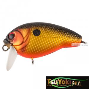 Воблер TsuYoki Agent SSR 36F 36 мм / 5,5 гр / Заглубление: 0,1 - 0,2 гр / цвет: 846