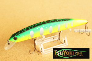 Воблер TsuYoki Chance 130SP 130 мм / 21,5 гр / Заглубление: 0,8 - 1,4 м / цвет: 013S