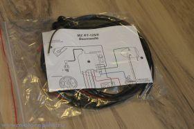 Проводка MZ RT-125 (ткань)