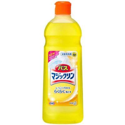 Kao Magiclean Моющее средство для ванной комнаты с ароматом лимона 485 мл