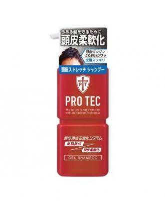 Lion Pro Tec Head Шампунь-гель мужской с легким охлаждающим эффектом увлажняющий