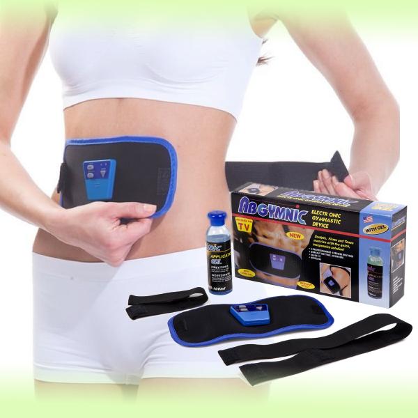 Пояс-миостимулятор для похудения Ab Gymnic (Аб Джимник)