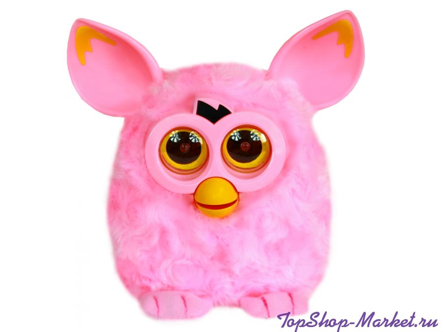 Ферби Пикси, Цвет: Розовый