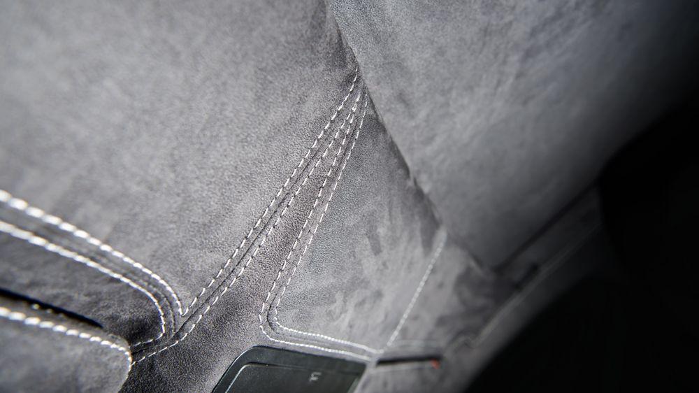 Обшивка потолка (Land Rover Discovery Sport)