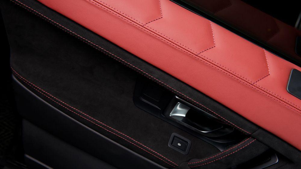 Обшивка верхних частей дверей (Land Rover Discovery Sport)