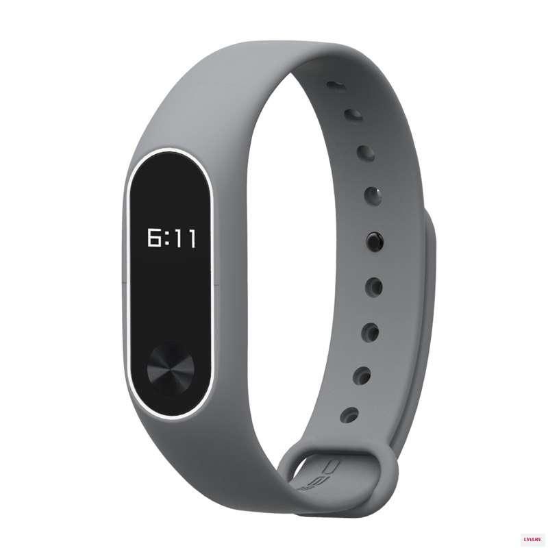 Фитнес Браслет Intelligence Health Bracelet M2, Серый