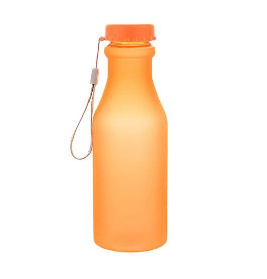 Бутылка Для Воды Bra Free, Цвет Оранжевый