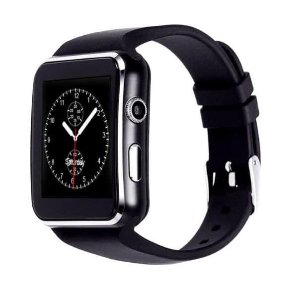 Умные Часы Smart Watch X6, Цвет Черный