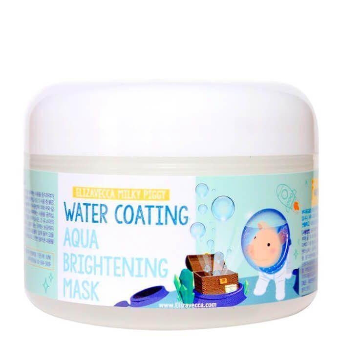 Ночная увлажняющая маска для лица Elizavecca Water Coating Aqua Brightening Mask, 100 мл