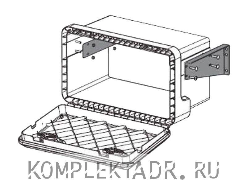 Крепление для инструментальных ящиков DAKEN 88420