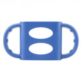 Dr.Brown's Ручки для стандартных (узких) бутылочек, силикон, синие (арт. AC005)