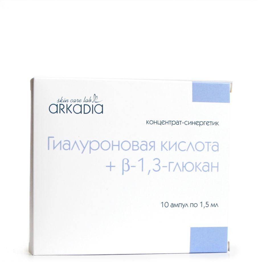 Гиалуроновая кислота + B-глюкан