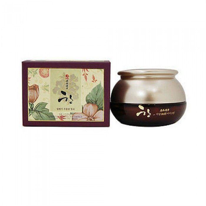 [3W CLINIC] ВОСТОЧНАЯ МЕДИЦИНА Крем д/век с женьшенем Oriental Medicine Master Piece, 50 гр