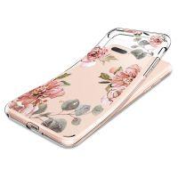 Чехол SGP Spigen Liquid Crystal Aquarelle для iPhone 8 Plus розы
