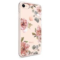 Чехол SGP Spigen Liquid Crystal Aquarelle для iPhone 7 розы