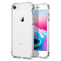 Чехол SGP Spigen Crystal Shell для iPhone 8 кристально-прозрачный