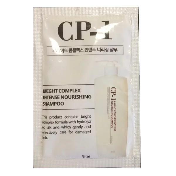 [ESTHETIC HOUSE] НАБОР ПРОБ./Протеин/ шампунь д/волос  CP-1 BC Intense Nourishing Shampoo, 8мл*50шт