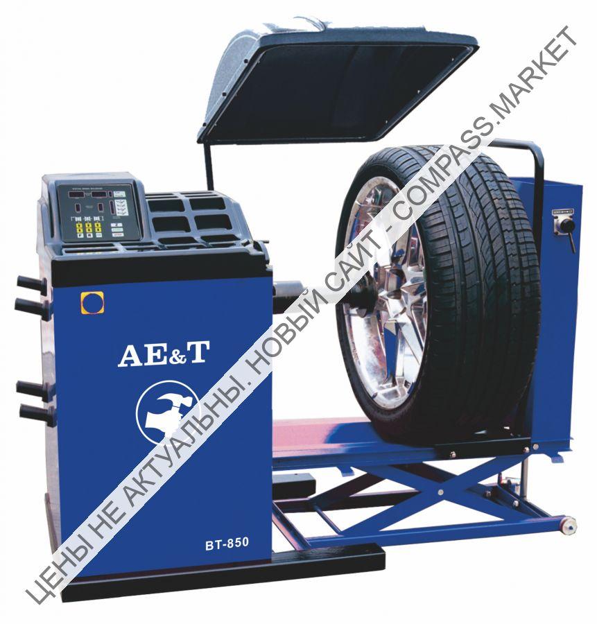 Балансировочный станок для грузовых автомобилей BT-850, AE&T (Китай)