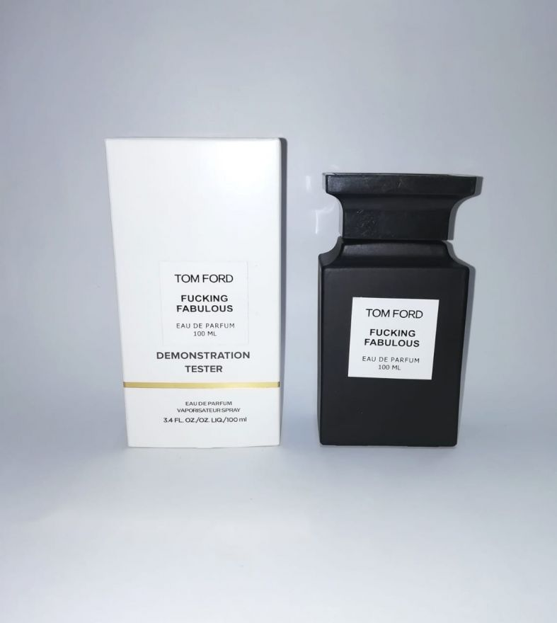 Tester Tom Ford Fuscing Fabulous EDP 100ml
