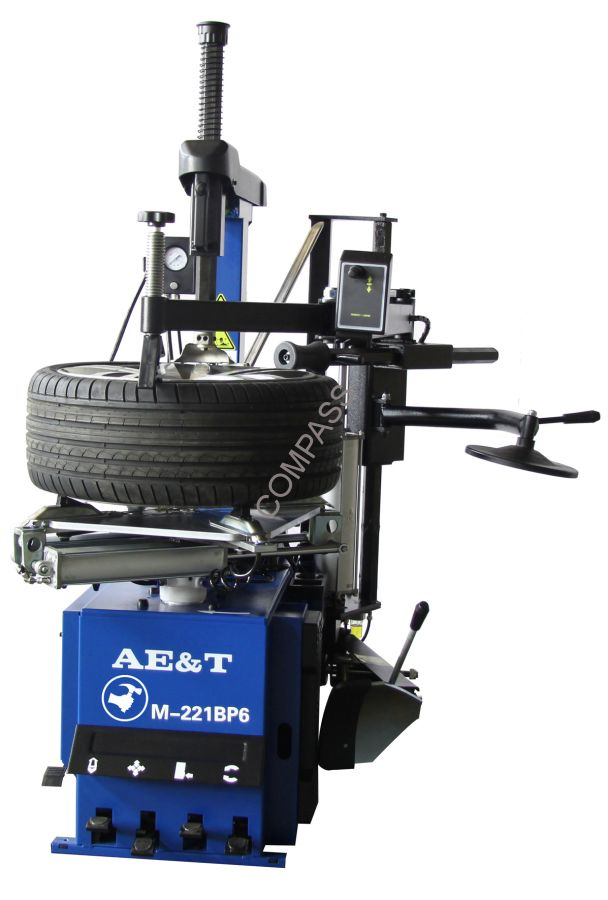 Шиномонтажный станок M-221P6 автомат с третьей рукой AE&T