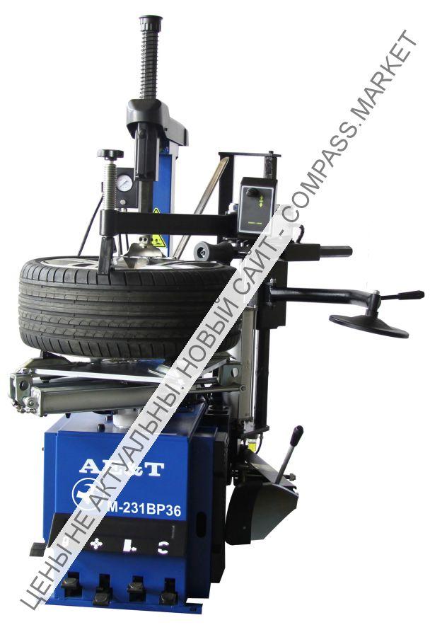 Шиномонтажный станок M-231BP36 автомат с взрыв накачкой AE&T