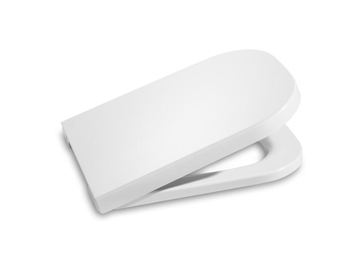 Сидение для унитаза Roca The Gap Clean Rim, с микролифтом 801732004