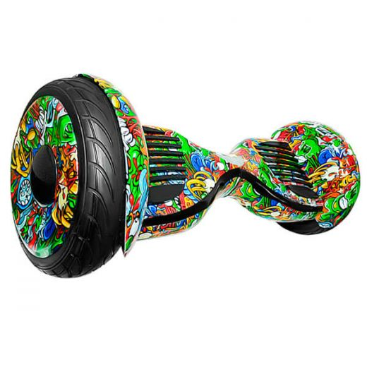 Гироскутер Jilong 10.5 Balance Wheel New Хип Хоп Зеленый