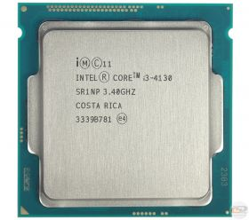 Процессор Intel Core i3-4130 Haswell (3400MHz, LGA1150, L3 3072Kb) OEM