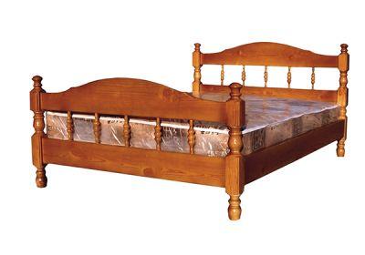 Кровать Дилес Точенка - 2