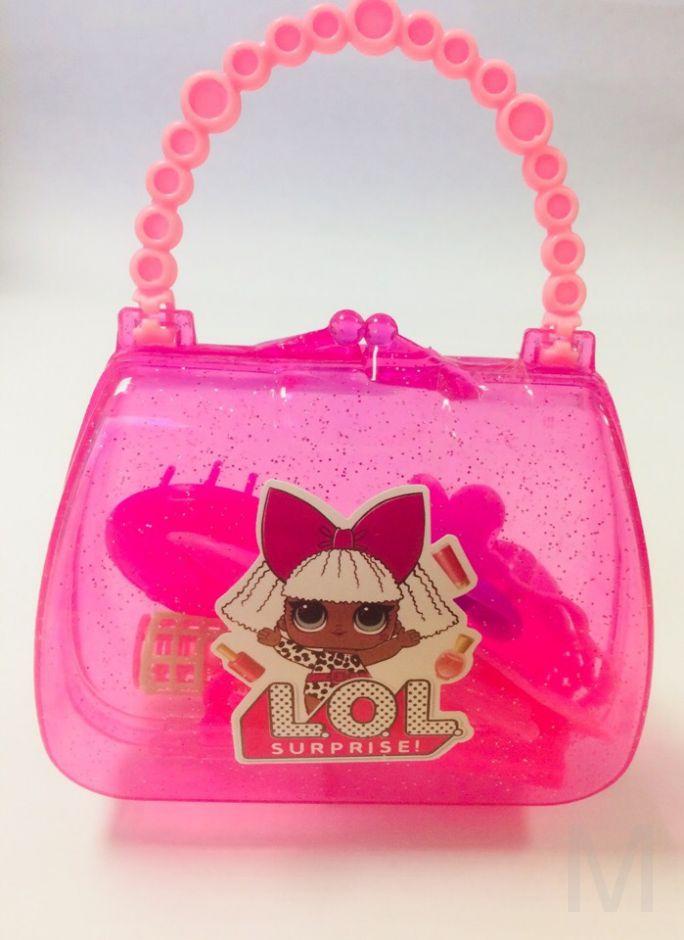 Дорожная сумка для кукол