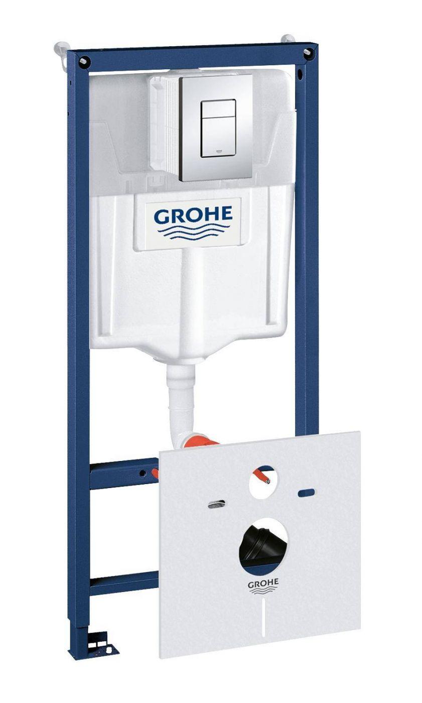 Рамная инсталляция Grohe Rapid SL 38813001
