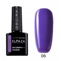 Elpaza гель-лак Lilac 006, 10 ml