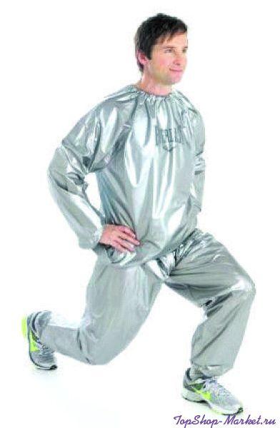 Термический спортивный костюм - сауна SAUNA SUIT, XXL