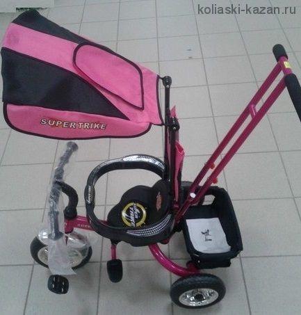 Trike XG18BL (сборка бесплатно)