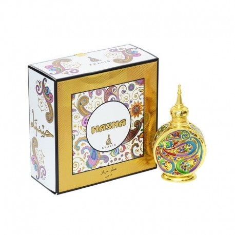 KHALIC HASNA CONCENTRATED PERFUME OIL 12ml (унисекс)