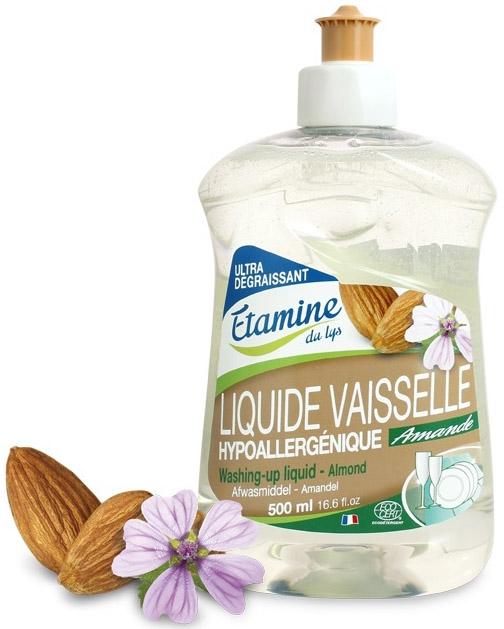 Etamine Du Lys Средство для мытья посуды Миндаль гипоаллергенное 500 мл