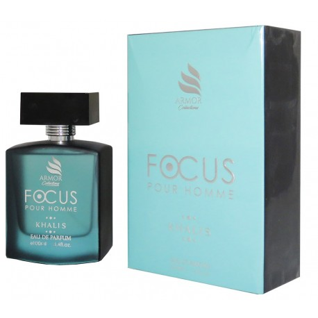 KHALIC FOCUS MEN 100ml