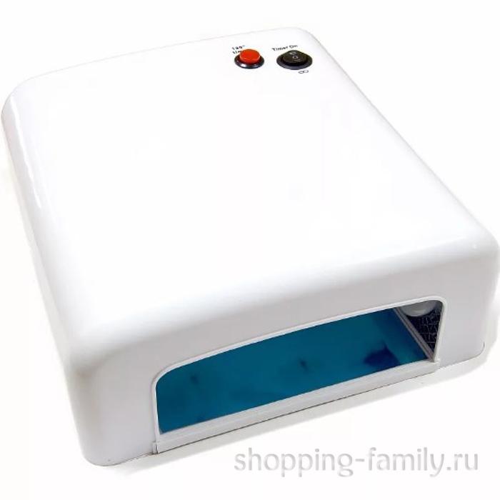 Ультрафиолетовая лампа Junhao 36W JH-818, цвет белый