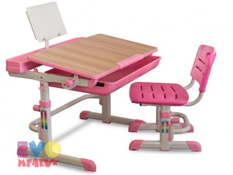 Комплект Mealux EVO-04: парта + стульчик