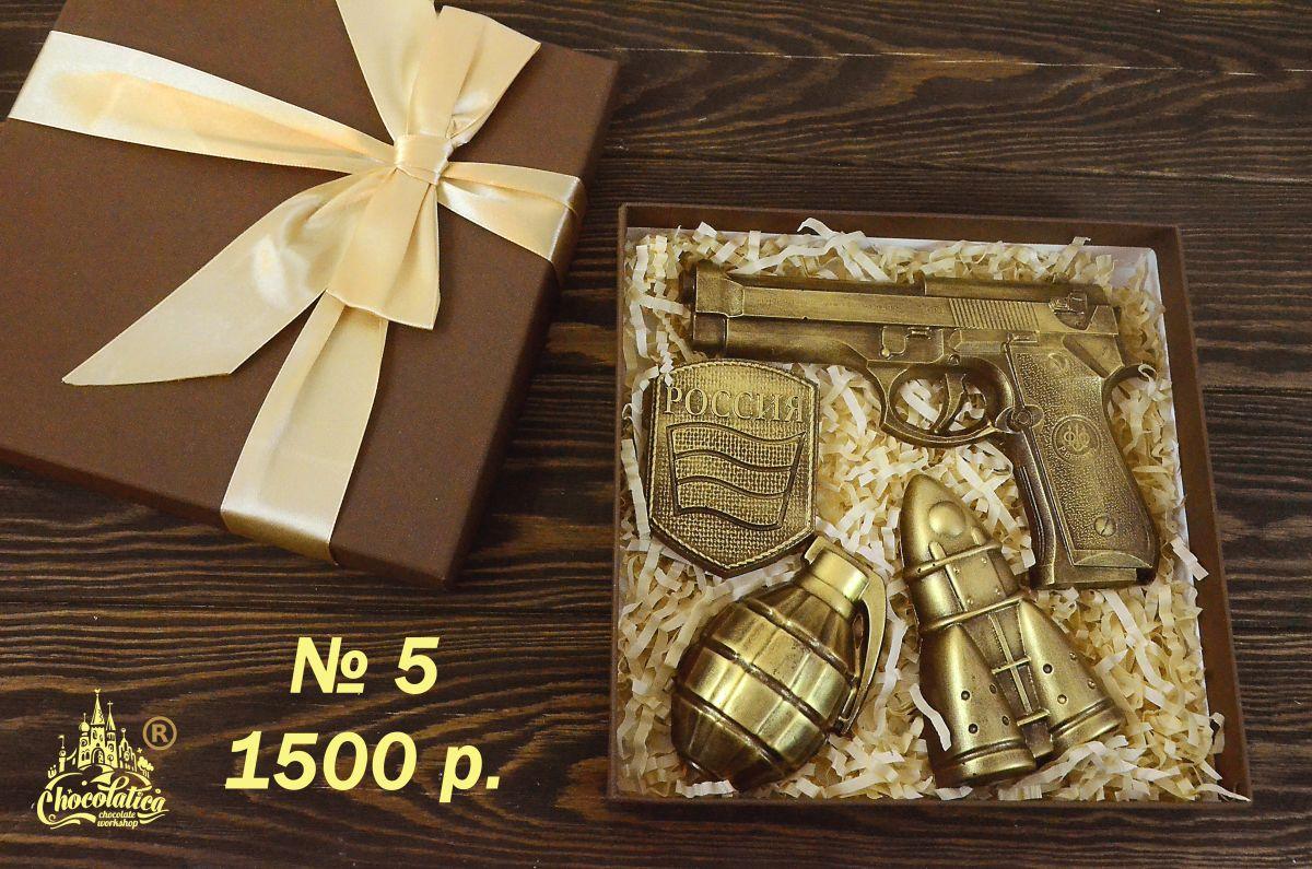 Набор №5 (Шоколатика)